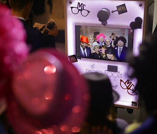 matrimonio sorrento: Selfie photo boot: Il Photo Booth automatizzato -
