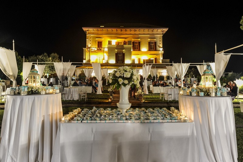Matrimonio a Sorrento: - Villa Angelina Location esclusiva Villa Angelina