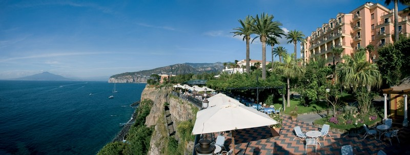 Matrimonio a Sorrento: - Grand Hotel Royal Veduta Hotel