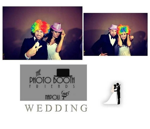 matrimonio sorrento: Selfie Photo Boot Napoli Friends - OFFERTA DEL MOMENTO