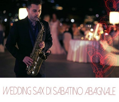 Pianobar e Musica - Sax Wedding - Sorrento