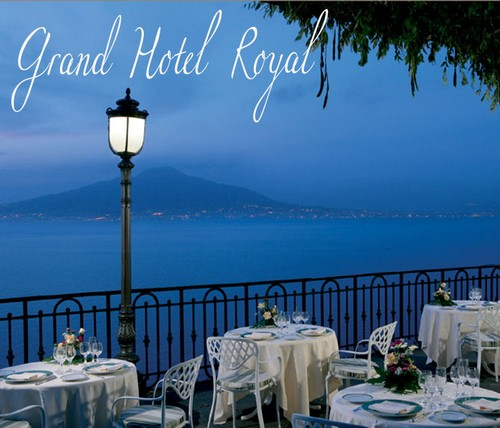 matrimonio sorrento: Grand Hotel Royal - OFFERTA DEL MOMENTO