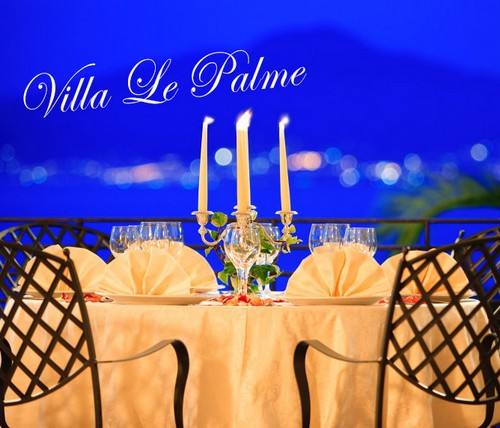 Location e Ville private - Villa Le Palme - Sorrento