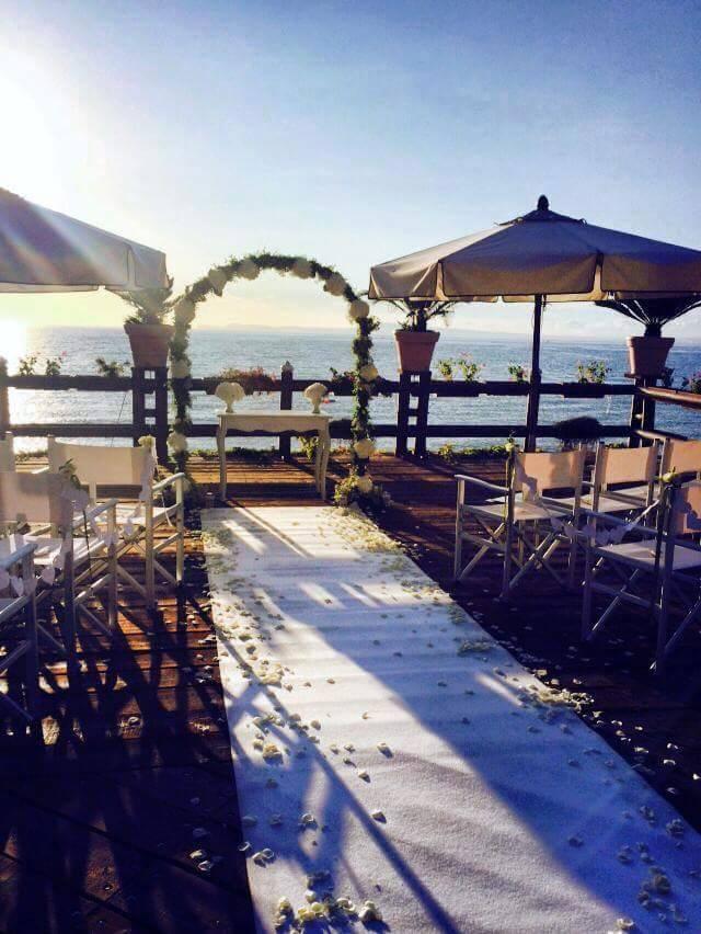 Matrimonio Natalizio Sorrento : Il bikini matrimonio a sorrento