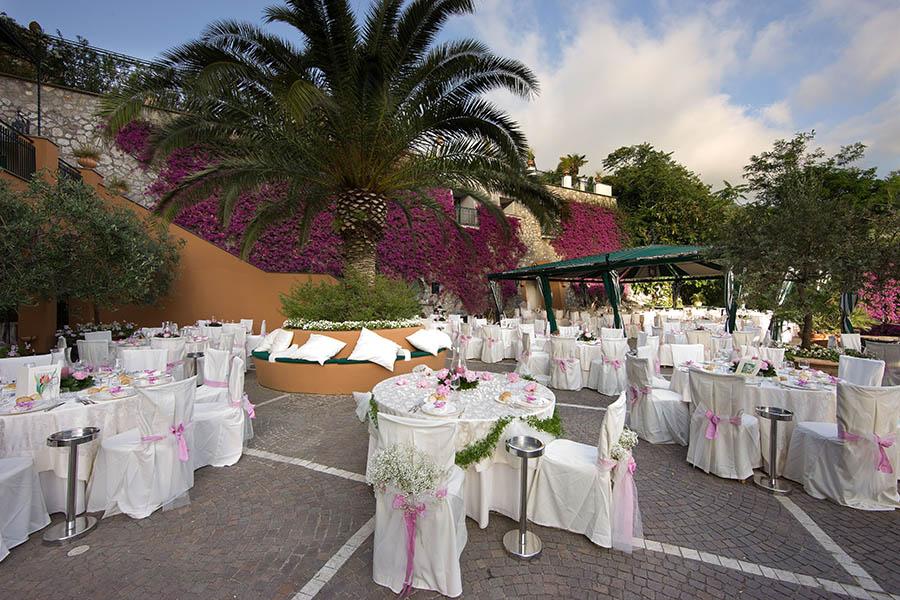 Matrimonio Tema Sorrento : Hotel dei congressi matrimonio a sorrento