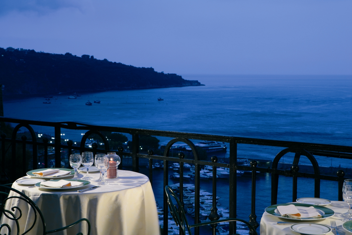 Matrimonio a Sorrento: - Grand Hotel Royal