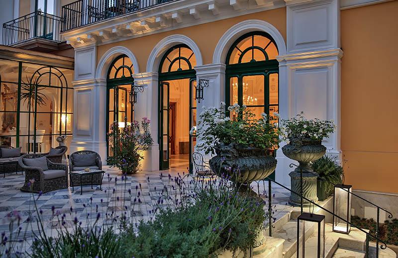 Matrimonio In Villa Privata
