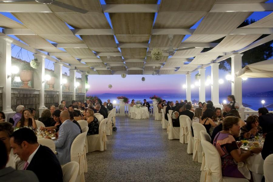 Matrimonio Tema Sorrento : Grand hotel europa palace matrimonio a sorrento
