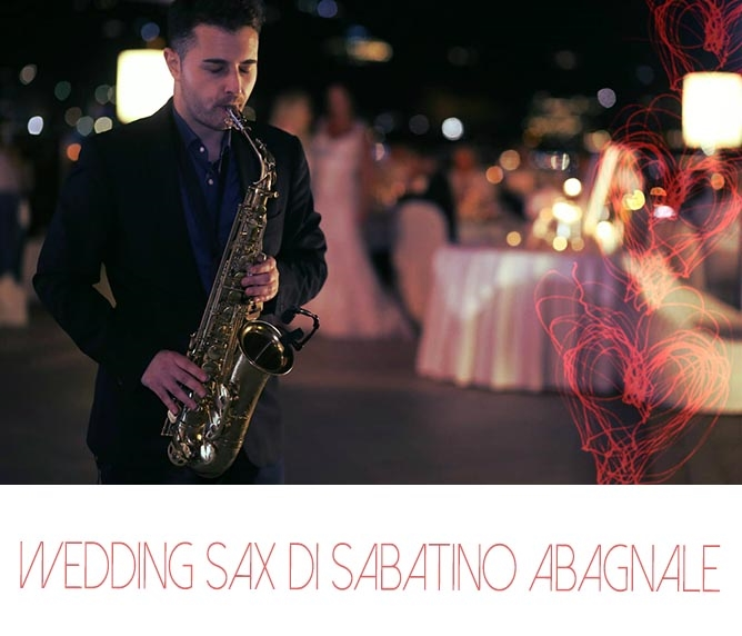 Pianobar e Musica Sax Wedding