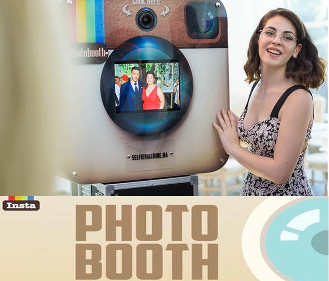 Animazione Selfie Machine Photo Booth