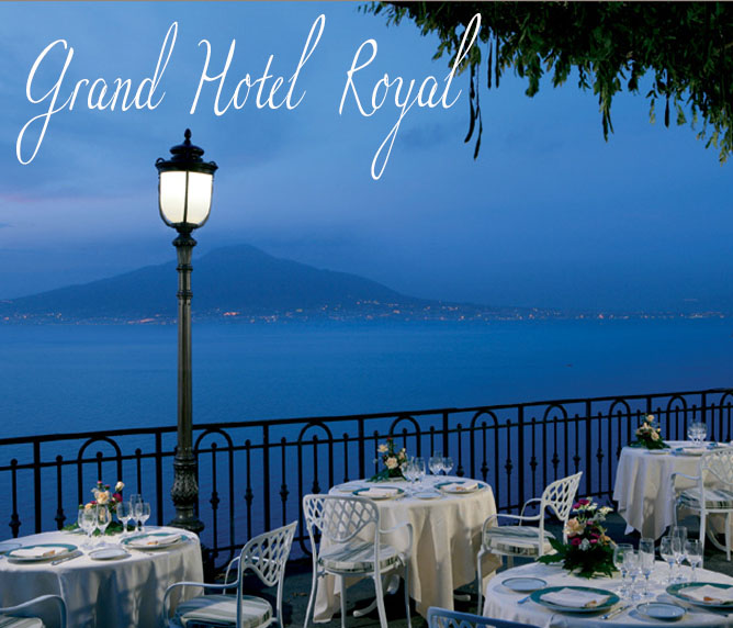 Location 5 stelle Grand Hotel Royal