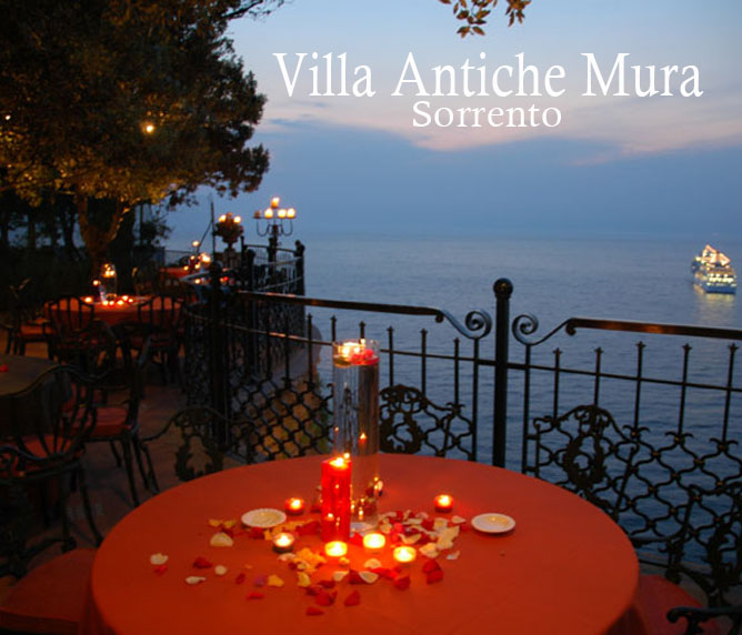 Location 5 stelle Villa Antiche Mura