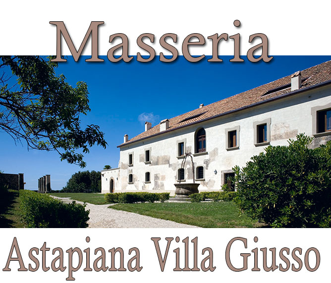 Location e Ville private Masseria Astapiana Villa Giusso