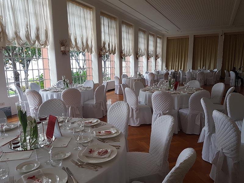la sala da Matrimonio