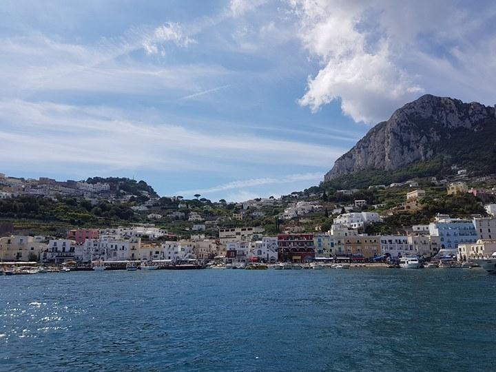 Luna di Miele a Capri